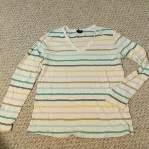 GAP maternity striped T-shirt for spring or fall